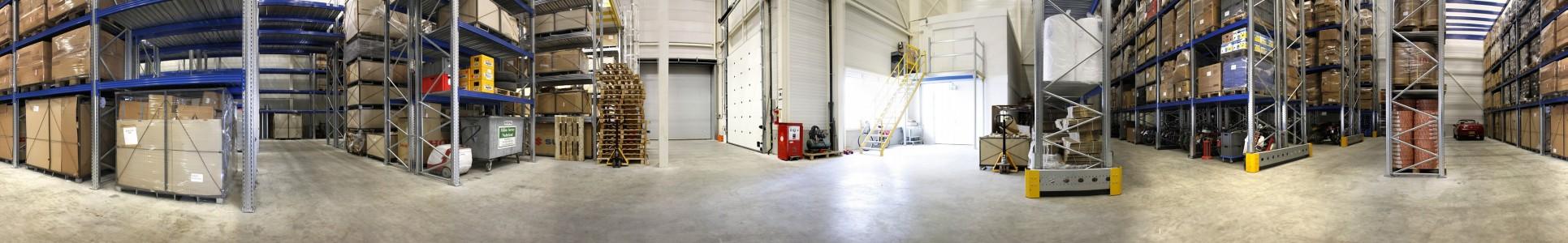warehouse 2 first floor