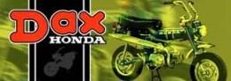honda dax logo