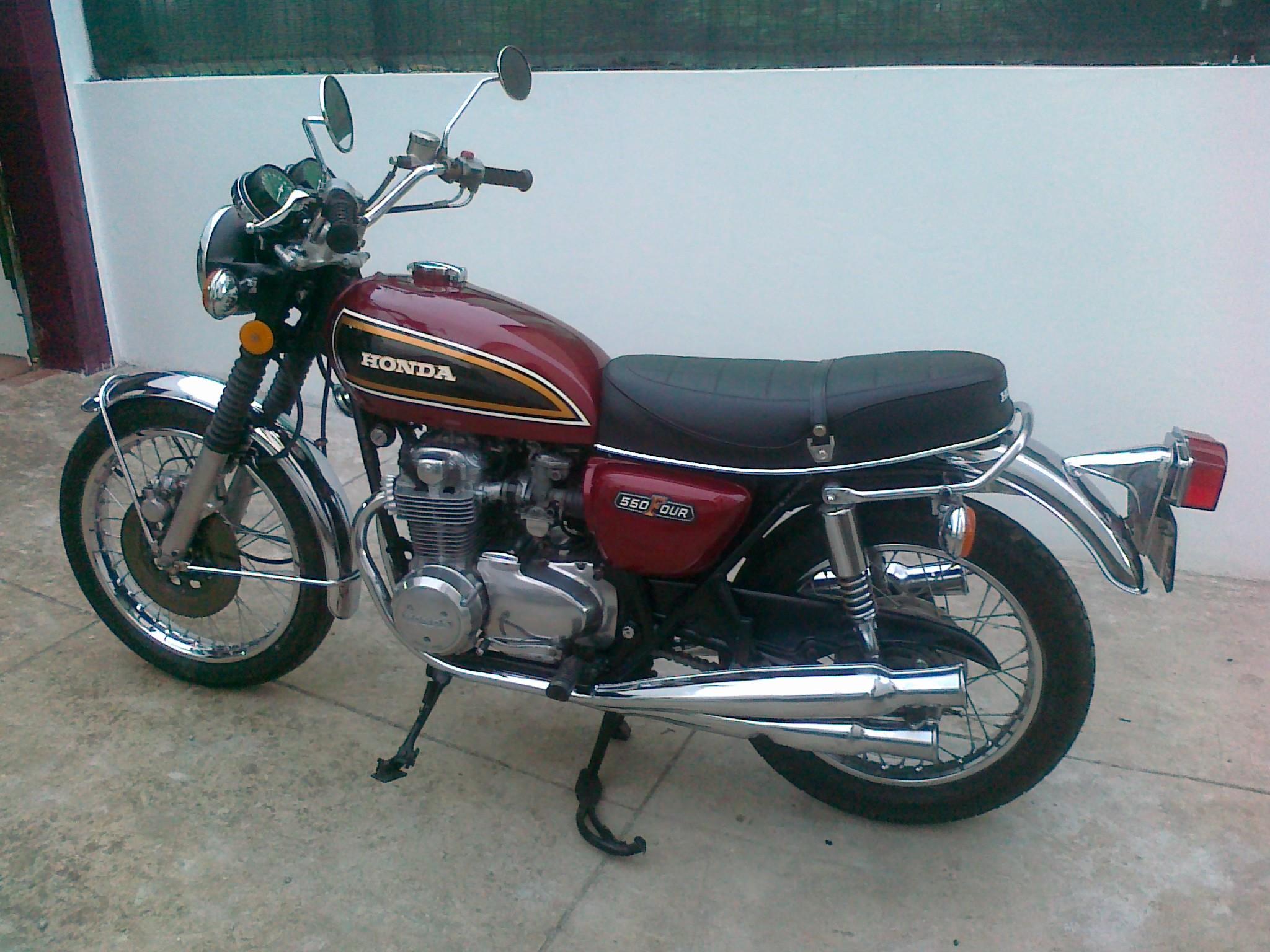 Honda Cb 550 Four K1 1975
