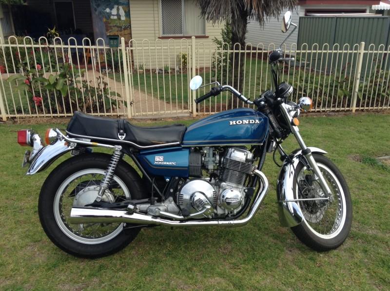 1977 Honda CB750A  HONDAMATIC