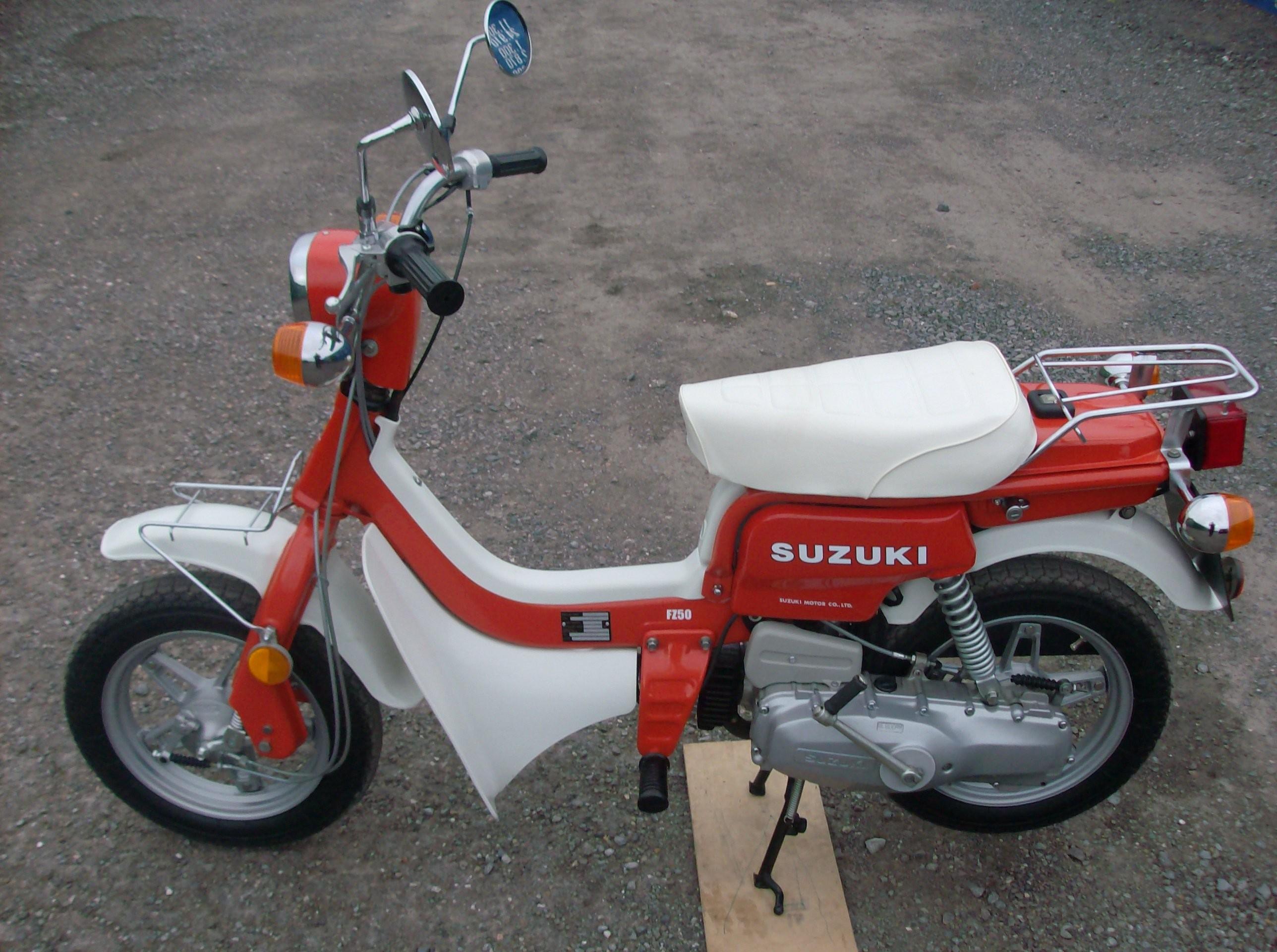 Suzuki Fz