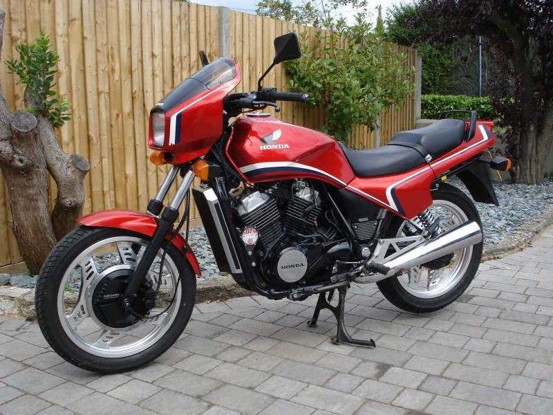 1983 Honda NV400SP