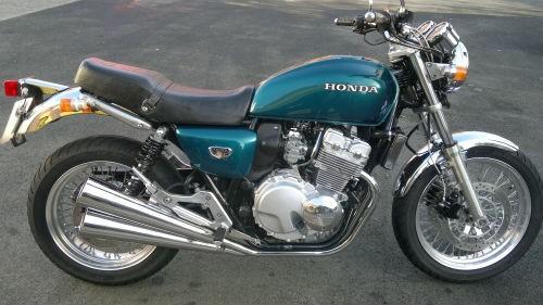 Honda NC36 400 SF SUPER 1999 - from David Simmonds