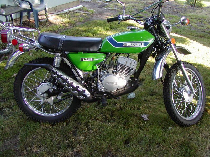 1973 Suzuki TC125