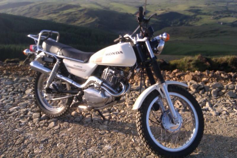 1982 Honda CL250S