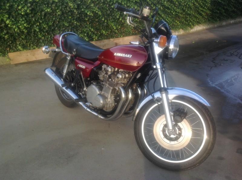 1978 Kawasaki Z1000