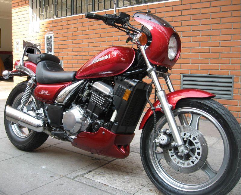 Kawasaki El250 Information