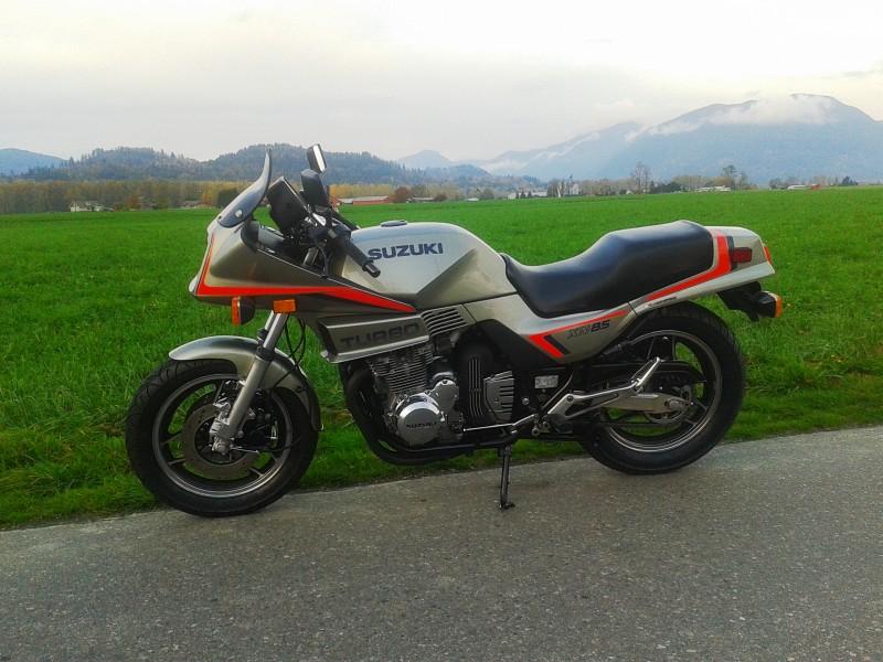 Suzuki Xn Turbo Parts