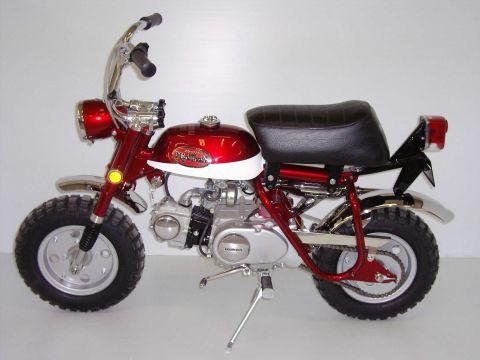 1971 Honda z50 mini trail parts