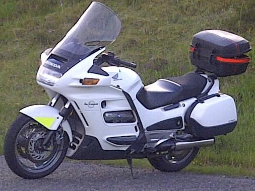 2000 Honda ST1100P PAN EUROPEAN 2000 ENGLAND   MKH