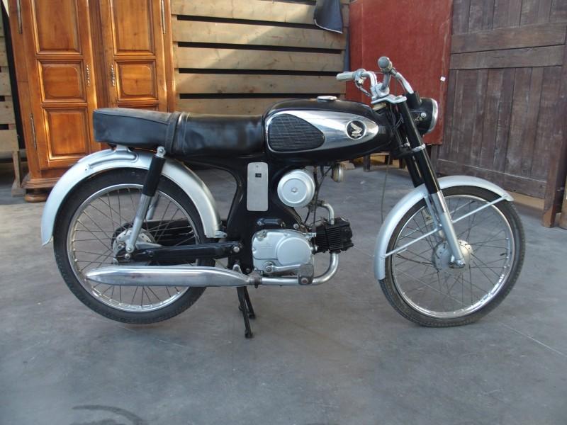 1968 Honda C320S