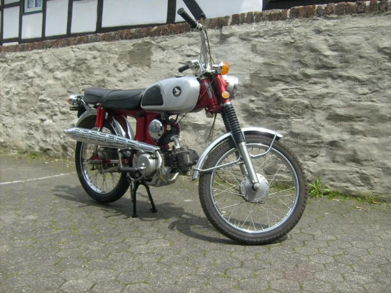 1969 Honda CL90