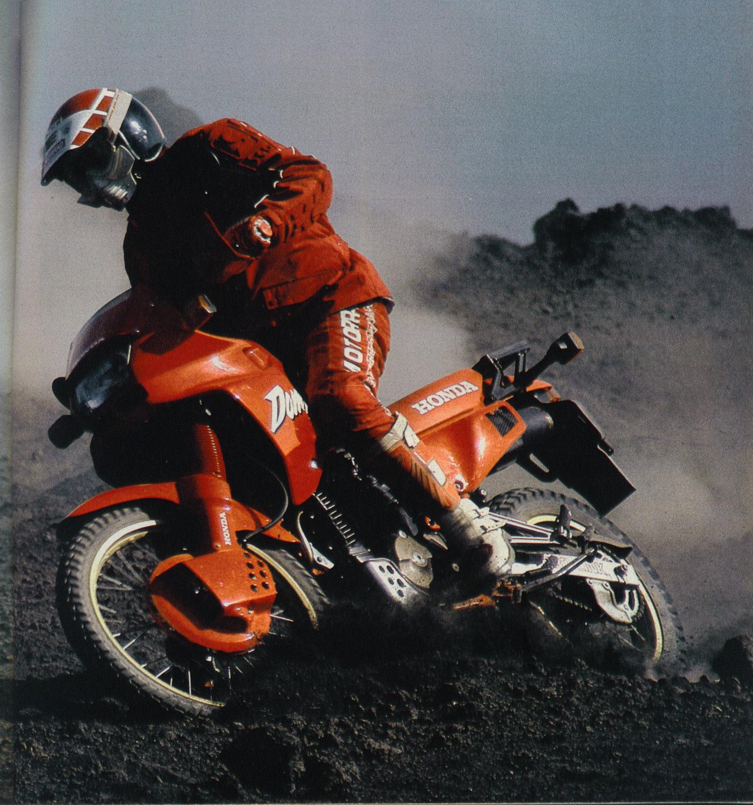 Honda Nx650 Dominator 1988 J Usa 1989
