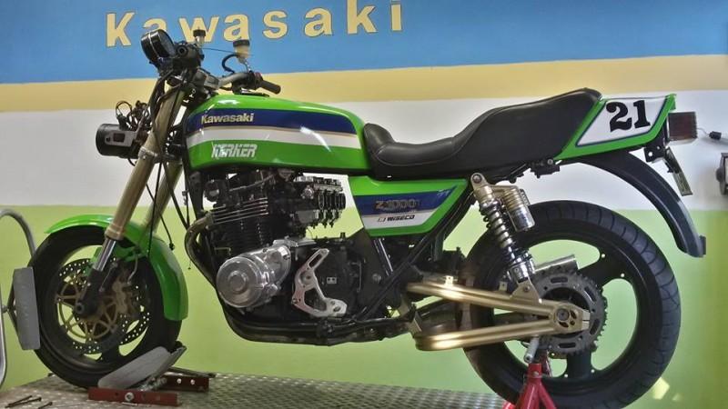 1982 Kawasaki Z1000J