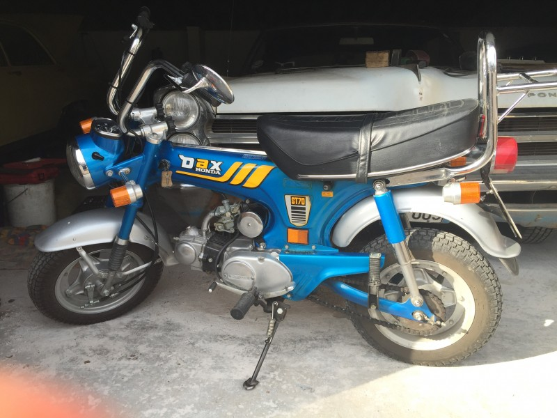 1981 Honda ST70