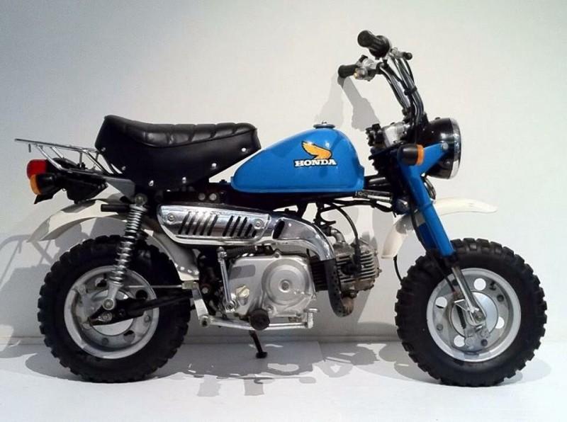 1979 Honda Z50J MONKEY 1979 Z GENERAL EXPORT KPH   MK