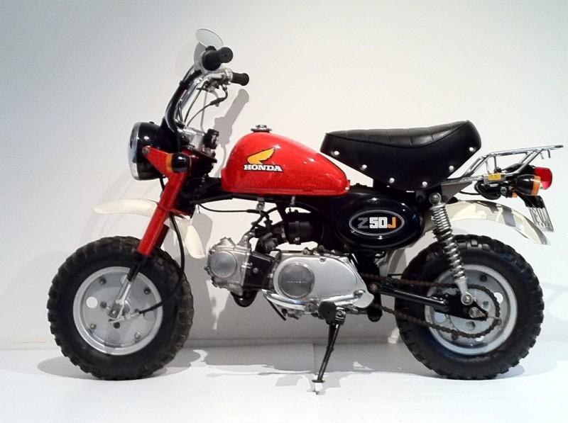 1990 Honda Z50J3 MONKEY 1990 L FINLAND HP