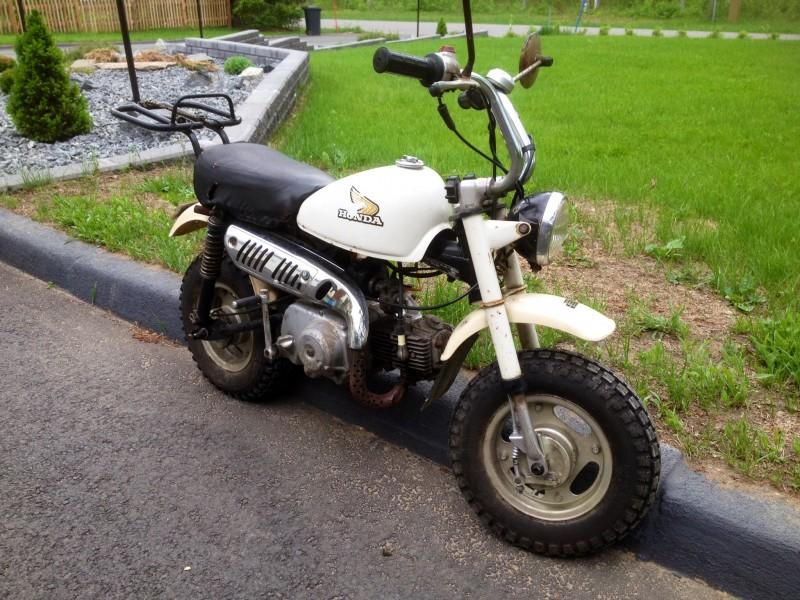 1981 Honda Z50J