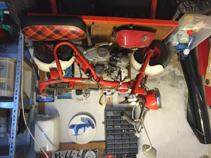 1967 Honda Z50M