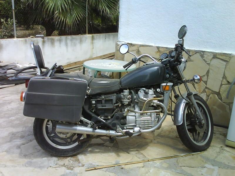 1982 Honda CX500C