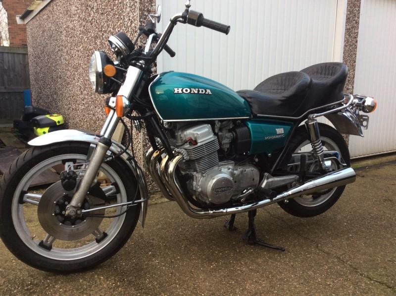 1978 Honda CB750A