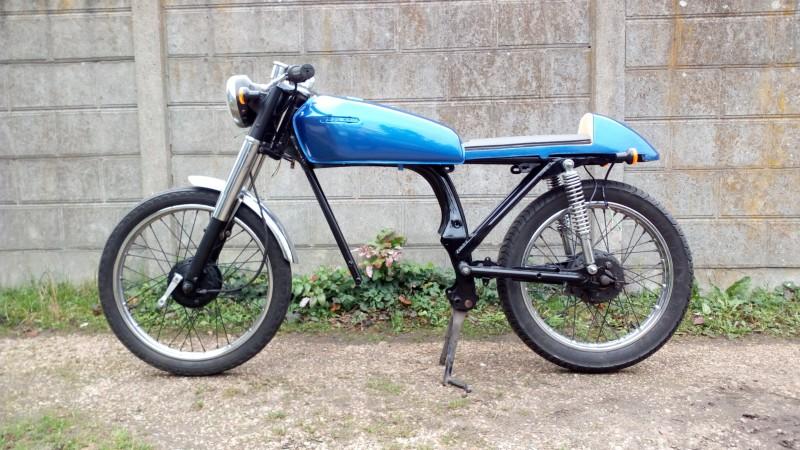 1976 Honda CG125