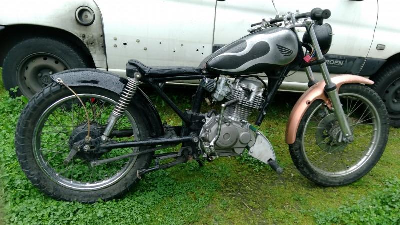 1979 Honda CG125