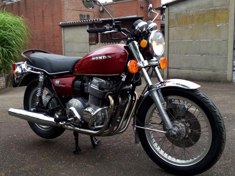 1976 Honda CB750A HONDAMATIC