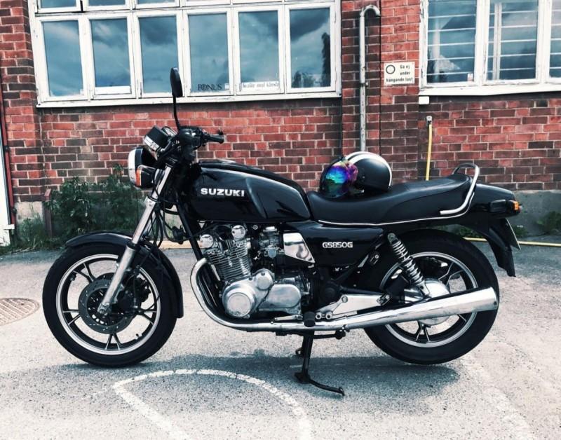 1982 Suzuki GS850G
