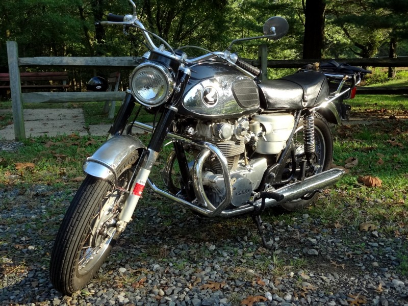 1968 Honda CB450K0