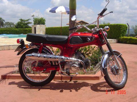 honda ss 50 1972   from ricardo lopez