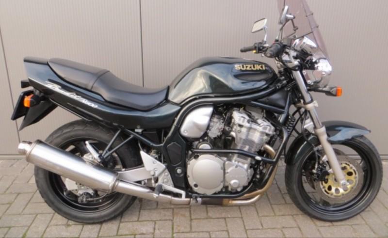 """1996 Suzuki GSF600N  """"BANDIT"""""""