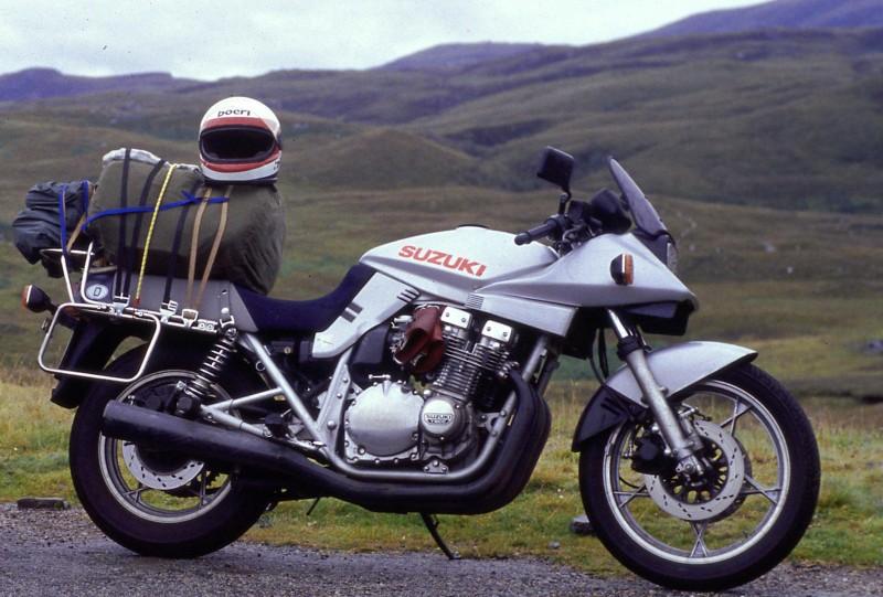 1983 Suzuki GS1100 SZ