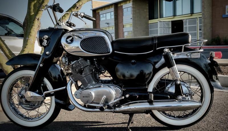 1964 Honda CA77