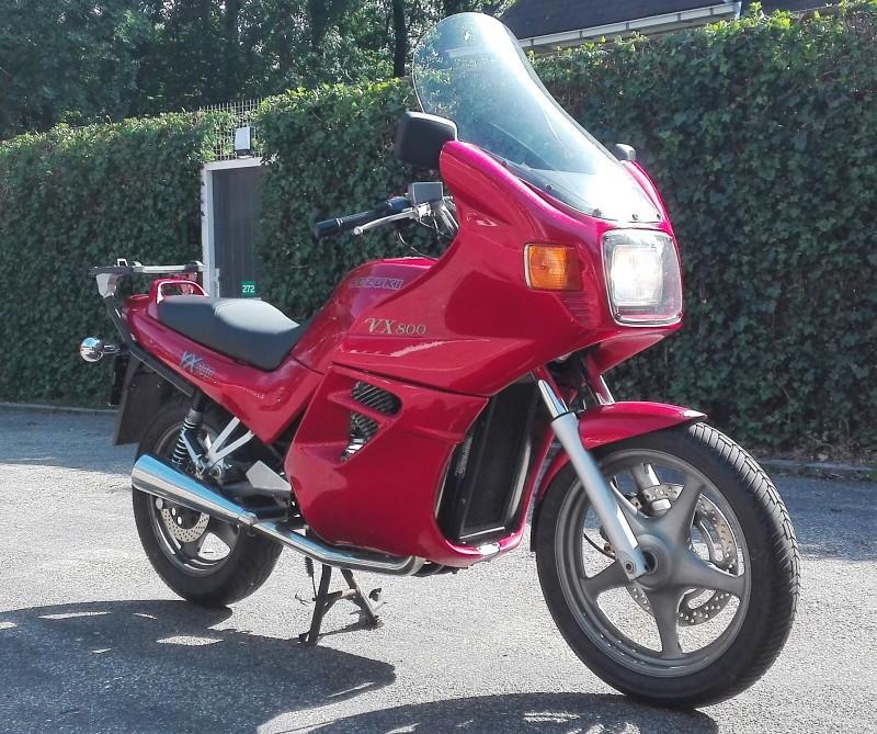 1991 Suzuki VX800