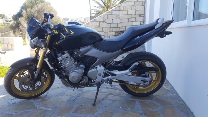 2005 Honda CB600F HORNET