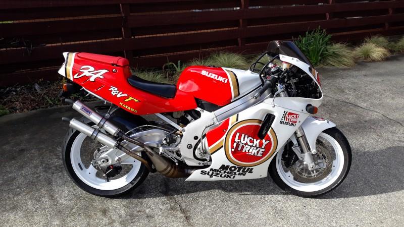 1991 Suzuki RGV250M