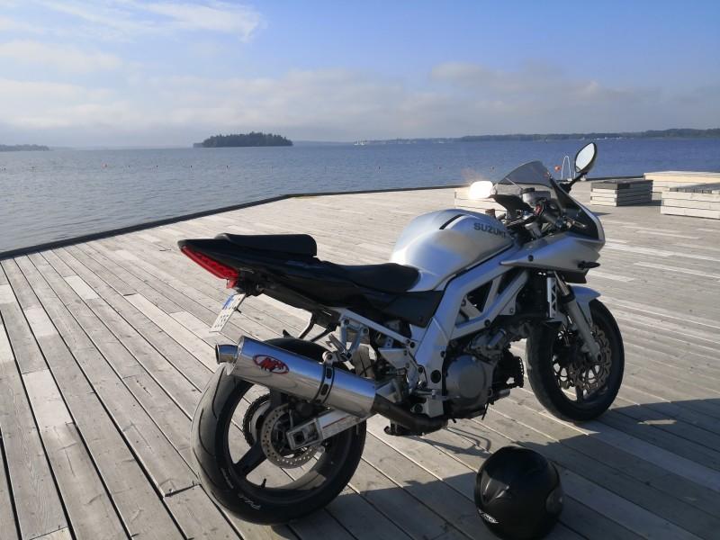 2003 Suzuki SV1000S