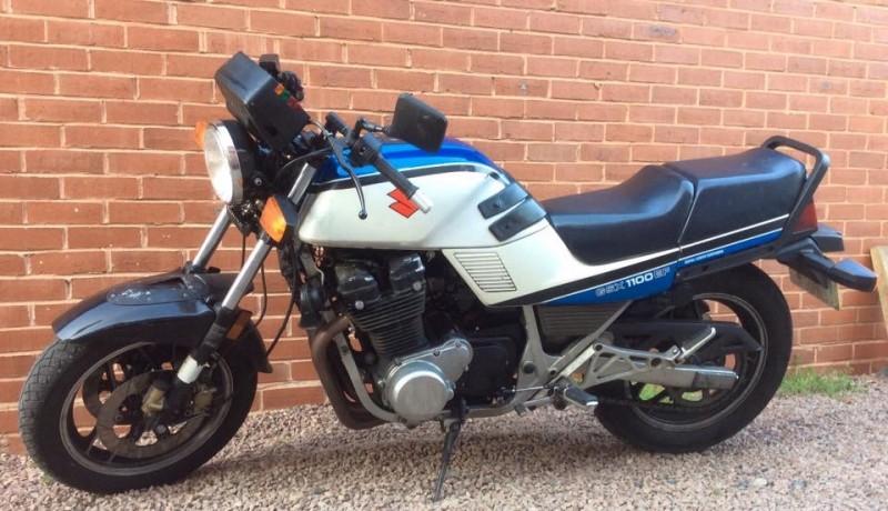 1984 Suzuki GSX1100EF