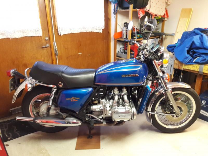 1976 Honda GL1000