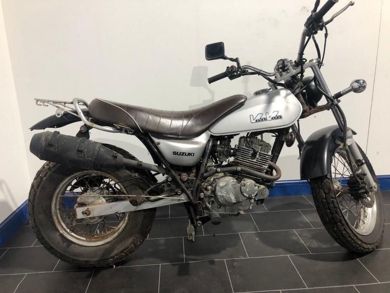 2004 Suzuki RV125 VANVAN
