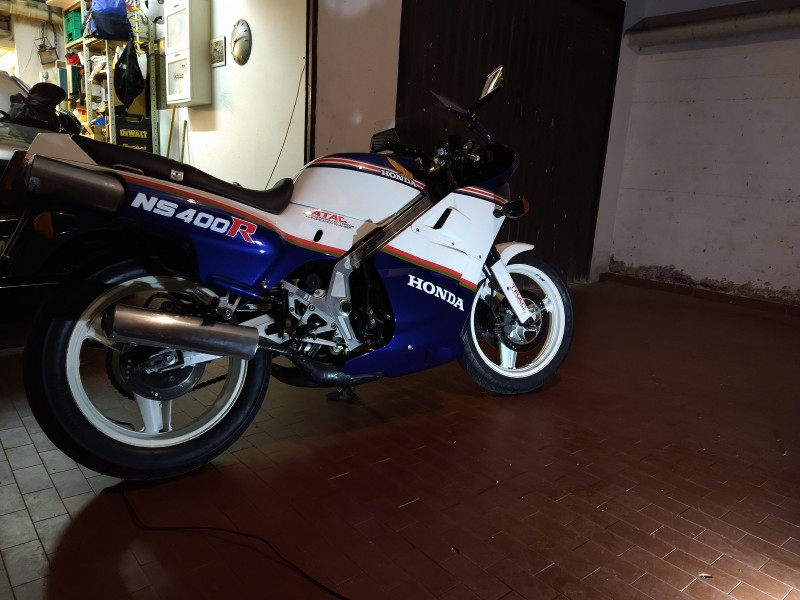 1986 Honda NS400R