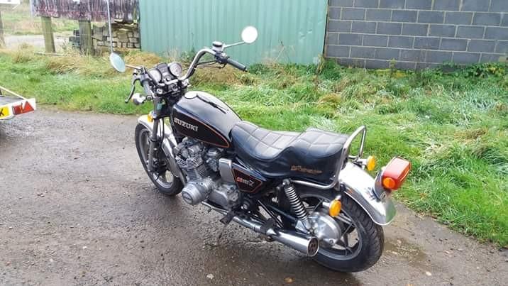 1980 Suzuki GS850