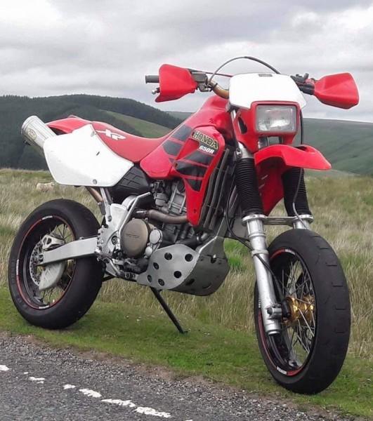2001 Honda XR650R