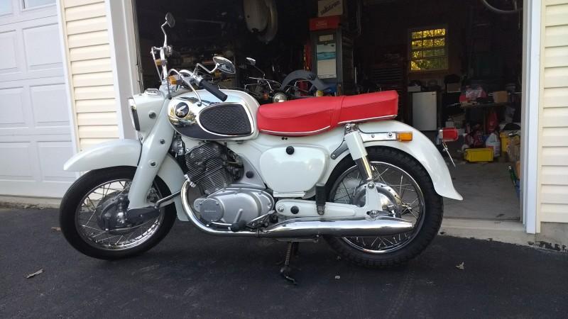 1966 Honda CA77