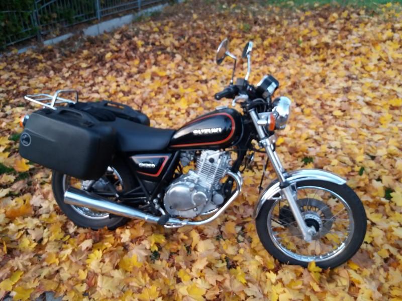 1996 Suzuki GN250