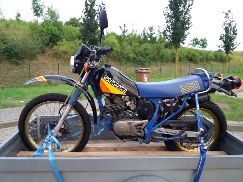 1986 Suzuki DR250S