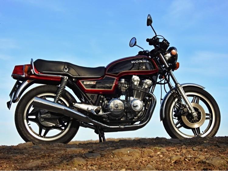 1981 Honda CB750KZ RC01
