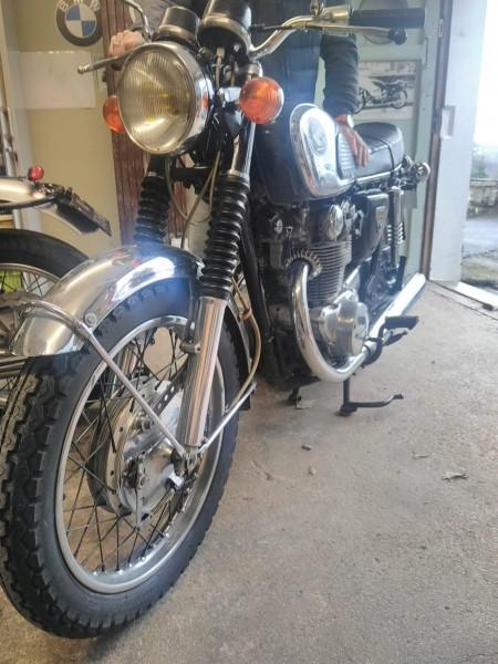 1969 Honda CB450
