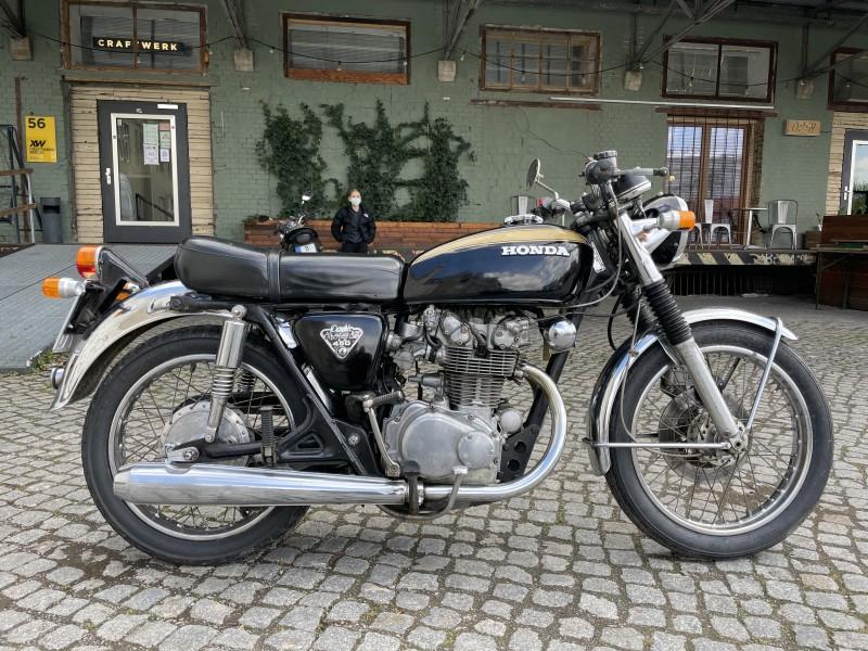 1971 Honda CB450K1